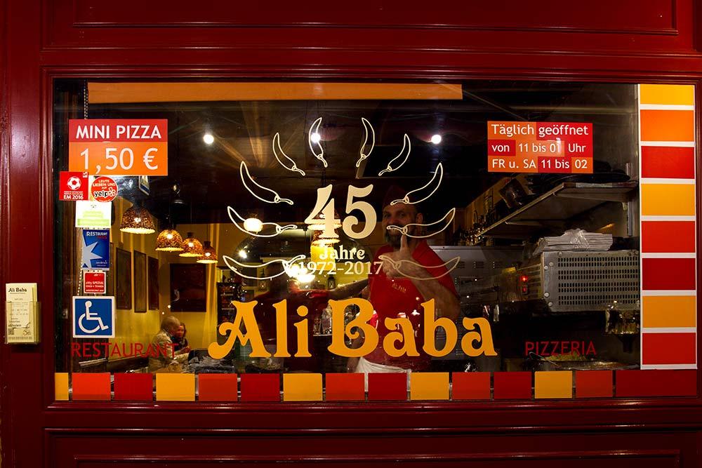 45 Jahre Ali Baba!